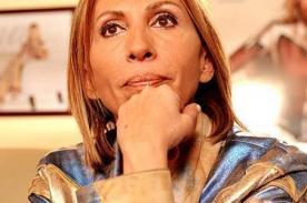 Laura Bozzo es rechazada por embajada italiana