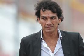 Técnico de César Vallejo molesto por la situación de Luis cardoza