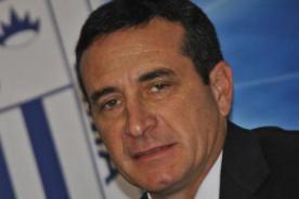 Guillermo Sanguinetti: San Simón será un rival complicado de vencer