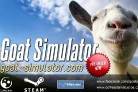 Sé una cabra malcriada en extraño y divertido videojuego - VIDEO