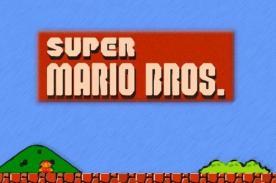 Probablemente sea el peor puntaje en la historia de Mario Bros - VIDEO