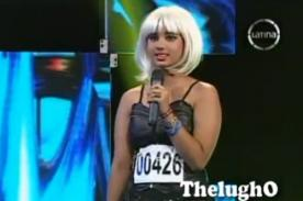 YSK: Imitadora de Lady Gaga pasa a la siguiente fase del programa -VÍDEO