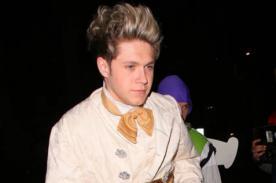 Niall Horan se disfraza de príncipe para fiesta de cumpleaños - FOTOS