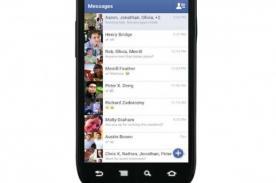 Facebook desactivará su servicio de chat para los smartphone