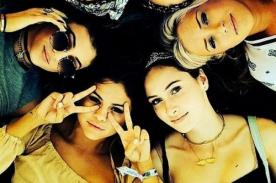 Coachella: Selena Gomez y Kylie Jenner imponen la moda usando shorts denim