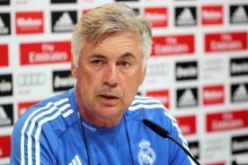 Copa del Rey: Carlo Ancelotti confirmó la ausencia de Cristiano Ronaldo - VIDEO