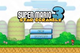 Juegos online: Alucinante juego de aventura gratis de Mario Bros en Friv