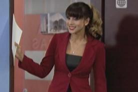 Fiorella Flores  hizo su aparición en AFHS - Video