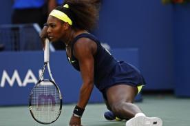 Sorpresa en Roland Garros 2014: Serena Willians se fue de Francia