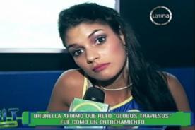 BLT: Tuiteros critican a Brunella Fossa por insultar a Milena Zárate