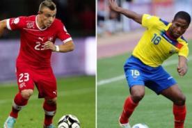 Minuto a minuto Ecuador contra Suiza (1-2) – Mundial Brasil 2014 – ATV en vivo