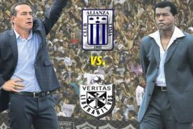 Video de Goles San Martin (1) v.s. Alianza Lima (1) - Resumen