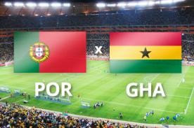 Portugal vs Ghana en vivo por DirecTV - Mundial Brasil 2014