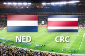 ATV en vivo: Holanda vs Costa Rica - Mundial Brasil 2014 (Hora Peruana)