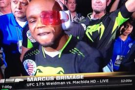 Dragon Ball Z: Peleador del UFC usó un rastreador durante su pelea