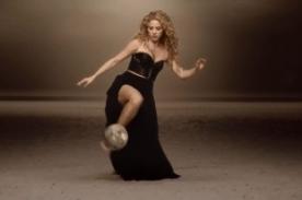 Shakira ya está ansiosa por actuar en la clausura del Mundial Brasil 2014