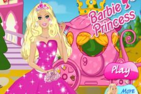 Friv juegos para vestir a Barbie: Convierte a tu muñeca en una princesa