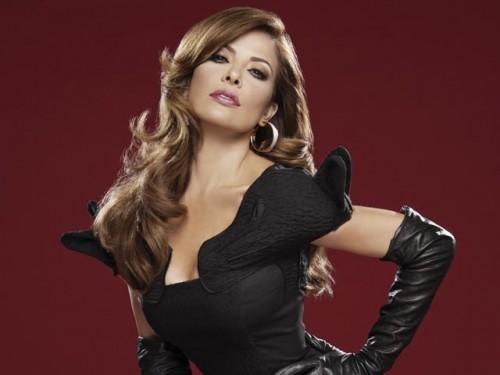 Imitadoras peruanas sorprendieron a la cantante mexicana Gloria Trevi
