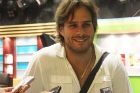 Miguel Arce se resiste a aclarar si mantuvo relación con Jazmín Pinedo