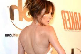 Jennifer López revela que sufrió discriminación por tener un trasero grande