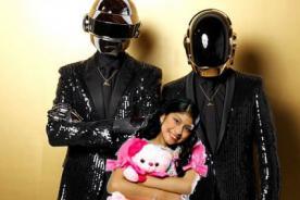 ¿Wendy Sulca hará colaboración con Daft Punk? No tan rápido...