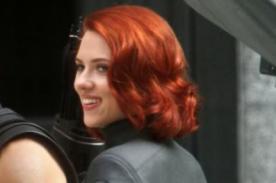 Scarlett Johansson se muestra AL NATURAL en foto que jamás imaginaste