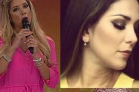 ¡Sofia Franco 'cuadró' a Silvia Cornejo tras asegurar que la agredió!
