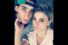 Combate: Israel Dreyfus comparte foto íntima de Macarena Vélez y Said Palao - FOTO