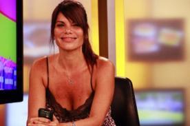 Sandra Arana estrena 'totó' mejor que de quinceañera - VIDEO