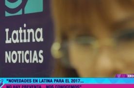 Abandona 'Chollywood¿: Magaly Medina hará esto en el 2017 en Latina