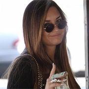 Demi Lovato pasó Navidad en familia a un año de internarse en rehabilitación