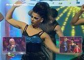 Milagros López bailó canción de Lady Gaga en Amigos y Rivales