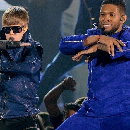 Video: Justin Bieber, Usher y Jaden Smith sorprenden con presentación en los Grammy