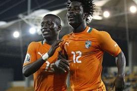 Copa África: Costa de Marfil venció 2-0 a Angola (Video)