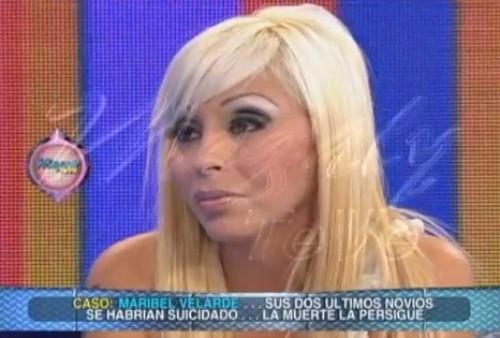 Maribel Velarde demandará a Haydeé Aranda
