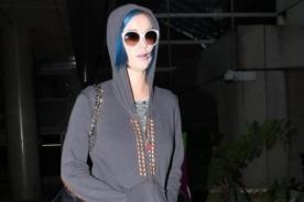 Katy Perry confiesa que se disfraza para salir a la calle