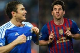 Video del Barcelona vs Chelsea (2-2) - Semifinal de la Champions League - Goles