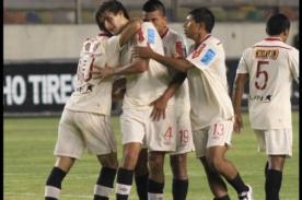 Video del Universitario vs Sport Huancayo (3-1) - Descentralizado