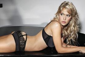 Luisana Lopilato, ex Rebelde Way,  posó en sexy lencería