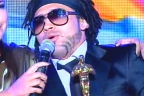 Premios Combate: Zumba gana el premio a la Mejor Actuación (Video)