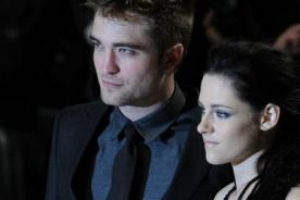 ¿Campanas de boda para Kristen Stewart y Robert Pattinson?