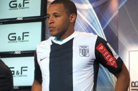 Fútbol Peruano: Jesús Rabanal se quedaría en Alianza Lima hasta fin de año