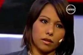 Videos: Reportajes del asesinato de Ruth Thalía Sayas - Televisión peruana