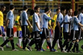 'Superclásico de las Américas' entre Argentina y Brasil será reprogramado