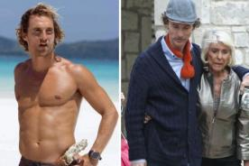Matthew McConaughey sorprende con delgadez extrema -  Fotos