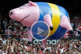Video: Se burlan de Riquelme en el clásico River Plate vs Boca Juniors