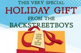 Backstreet Boys lanzan adelanto de su canción por Navidad