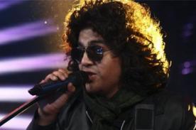 Yo Soy: Andrés Calamaro retumba el escenario con 'El Salmón' - Video