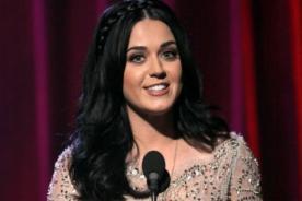 Katy Perry recibió el Premio del Héroe por su apoyo a The Trevor Project