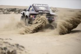 Dakar 2013: Nasser Al-Attiyah ganó etapa Nazca-Arequipa en autos - Video